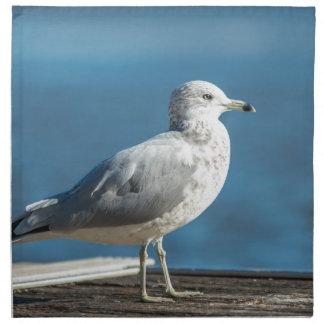 Call me M.Seagull Napkin