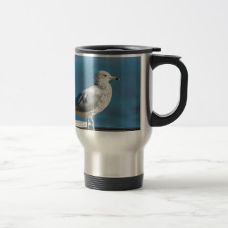 Call me M.Seagull Travel Mug