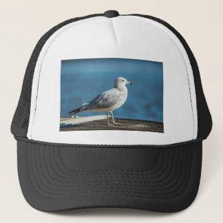 Call me M.Seagull Trucker Hat