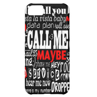 Call Me... Maybe iPhone 5C Case