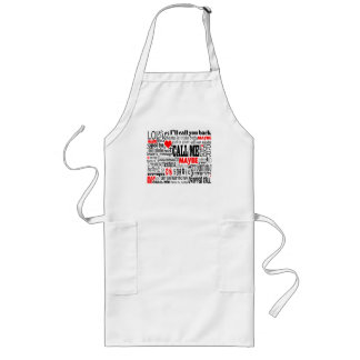 Call Me...Maybe Long Apron