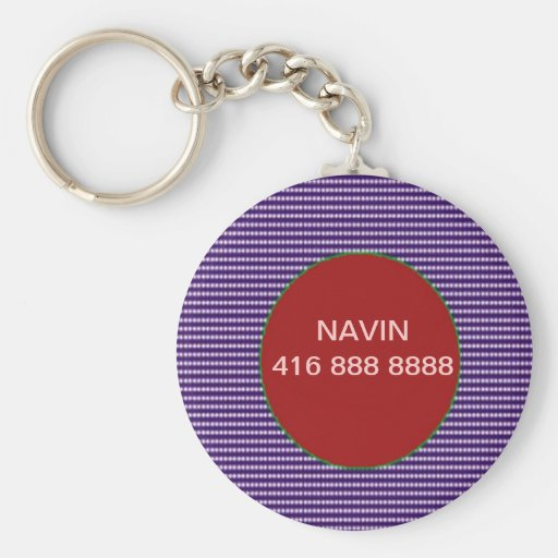 CALL-ME-Svp  Replace Name and Phone Number Keychains