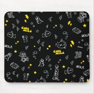 < CALL MOLA >Mouse pad Mouse Pad
