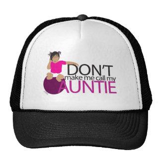 call my aunt cap