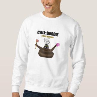 Call Of Doodie Men's Sweatshirt