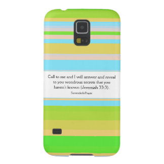 Call on God Case For Galaxy S5