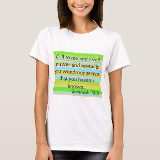 Call on God T-Shirt