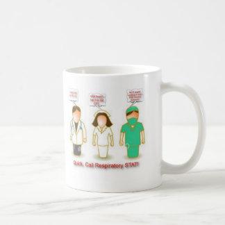 Call RT STAT Coffee Mugs