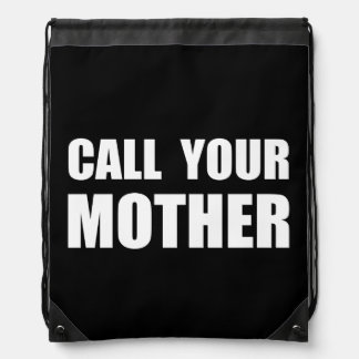 Call Your Mother Backpacks