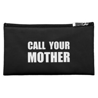 Call Your Mother Makeup Bags