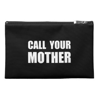 Call Your Mother Travel Accessory Bags