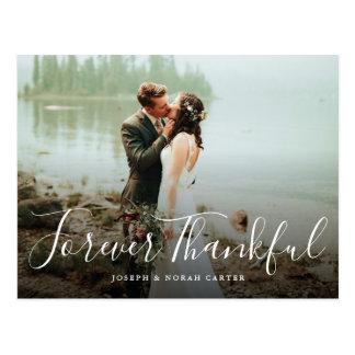 Calla Forever Thankful Postcard