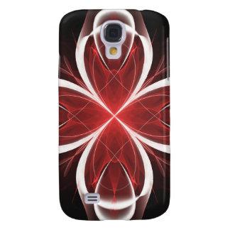 Calla Fractal Version 2 Galaxy S4 Cases