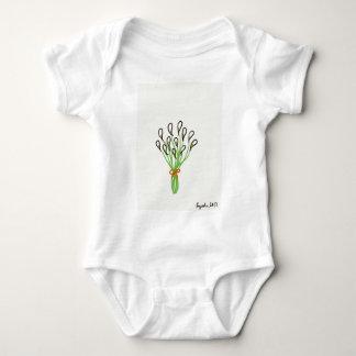Calla Lilies Baby Bodysuit