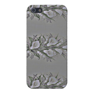 Calla Lilies iPhone 5 Cases