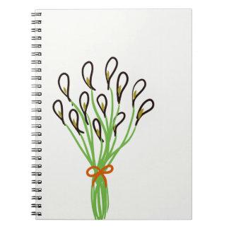 Calla Lilies Notebook
