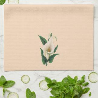 Calla Lilies Tea Towel