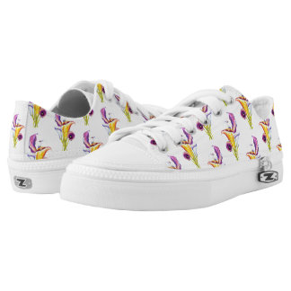 Calla Lillies Low Tops