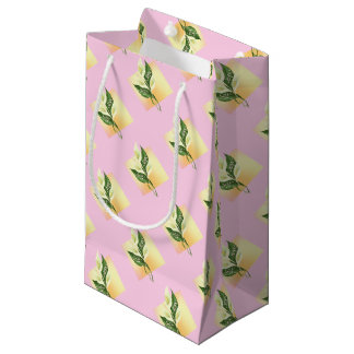 Calla Lillies Small Gift Bag