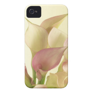 Calla Lilly Floral Iphone 4S Case iPhone 4 Case-Mate Cases