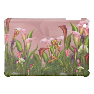 Calla Lily Garden iPad Mini Case