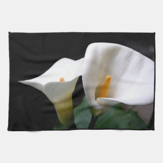 Calla Lily Kitchen Towel
