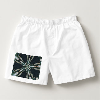Calla Lily Star Kaleidoscope Boxers