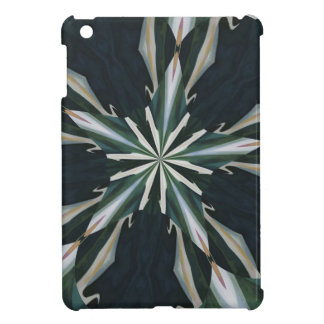 Calla Lily Star Kaleidoscope Case For The iPad Mini