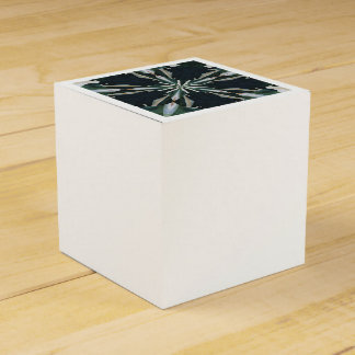 Calla Lily Star Kaleidoscope Favour Boxes