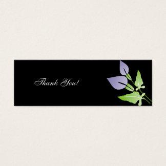 Calla Lily  Wedding Thank You Cards