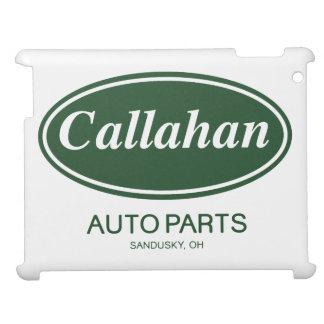 Callahan Auto Parts iPad Cases