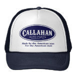 Callahan Auto Parts Logo Cap
