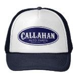 Callahan Auto Parts Trucker Hats