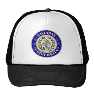 Callahan University Navy Trucker Hat