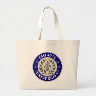 Callahan University Navy Jumbo Tote Bag
