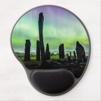 Callanish Aurora Gel Mousepad