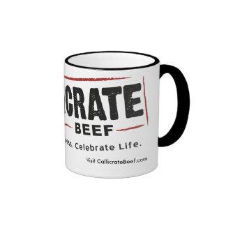 Callicrate Beef Ringer Mug