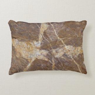 calligraphs on stone decorative cushion