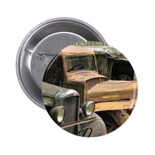 Calling All Mechanics Photography Pinback Buttons