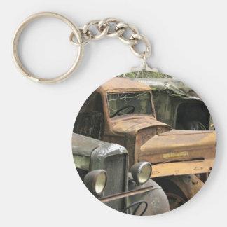 Calling All Mechanics Photography Basic Round Button Key Ring