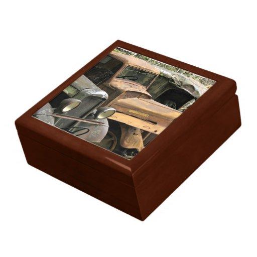 Calling All Mechanics Photography Keepsake Boxes