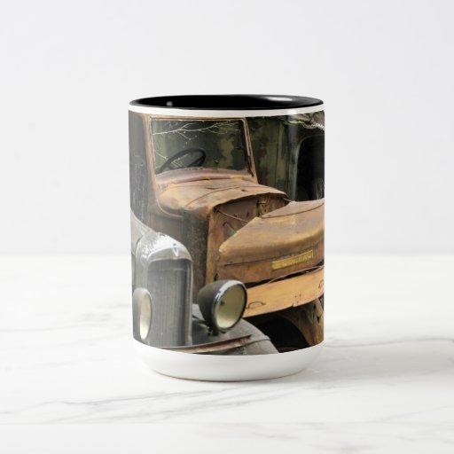 Calling All Mechanics Photography Coffee Mugs