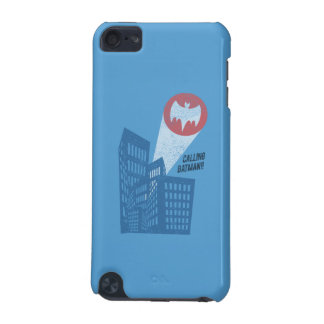 Calling Batman Bat Symbol Graphic iPod Touch (5th Generation) Cover