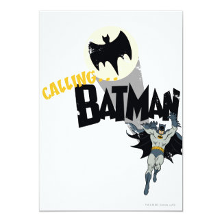 Calling Batman Graphic Card