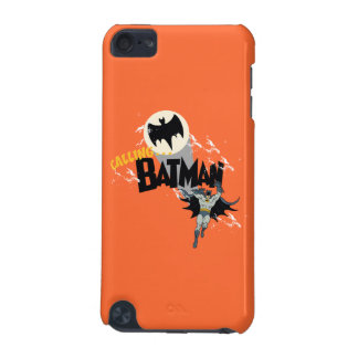 Calling Batman Graphic iPod Touch (5th Generation) Case