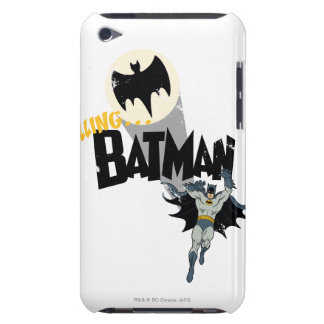 Calling Batman Graphic iPod Touch Covers