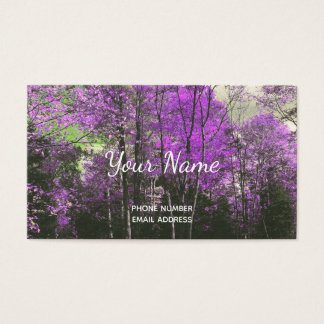 Calling Card Customisable to a Full Business Card