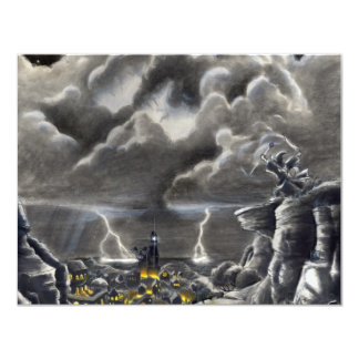 Calling the Storm Card