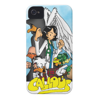 Callous Comics iPhone 4/4S case
