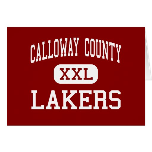 Calloway County - Lakers - Middle - Murray Cards